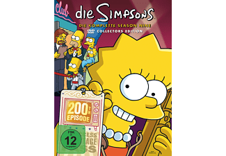 Die Simpsons - Staffel 9 Animation/Zeichentrick DVD