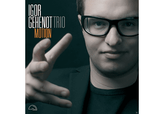 Igor Gehenot - Motion - (CD)