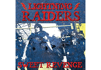 Lightning Raiders - Sweet Revenge [CD]