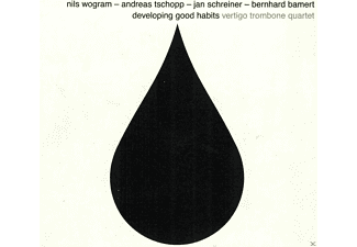 Vertigo Trombone Quartet - Developing Good Habits - (CD)