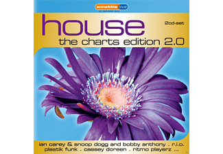 VARIOUS - House: The Charts Edition 2.0 - (CD)
