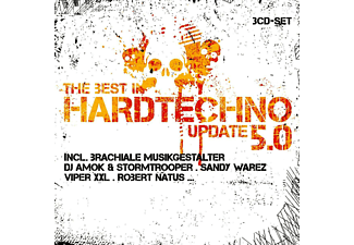 VARIOUS - The Best In Hardtechno Update 5.0 - (CD)