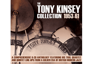 Tony Kinsey - The Tony Kinsey Collection 1953-61 - (CD)