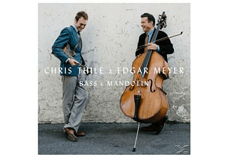 Meyer, Edgar / Thile, Chris - Bass & Mandolin - (CD)