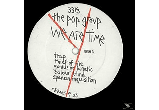 The Pop Group - We Are Time [CD]