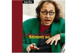 Urban Priol - Stimmt so - (CD)