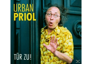 Urban Priol - Tür zu! - (CD)