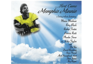 VARIOUS - ...First Came Memphis Minnie - A Loving Tribute [CD]