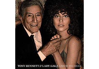 Tony Bennett, Lady Gaga - Cheek To Cheek (Deluxe Edition) - (CD)