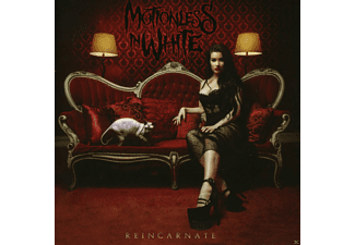 Motionless In White - Reincarnate [CD]