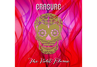Erasure - The Violet Flame - (CD)
