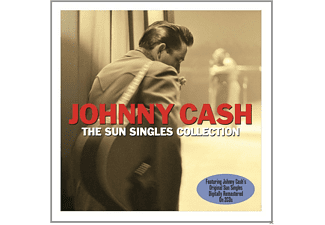 Johnny Cash - Sun Singles Collection - (CD)