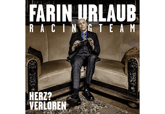 Farin Urlaub Racing Team - Herz? Verloren (Limited Digipak) - (Maxi Single CD)