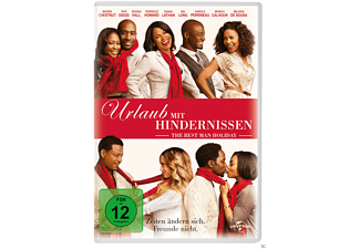 Urlaub mit Hindernissen - The Best Man Holiday - (DVD)