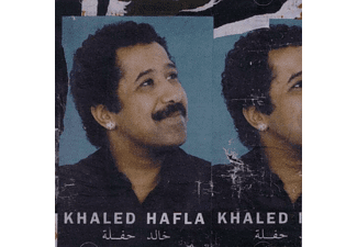 Khaled - Hafla (CD)