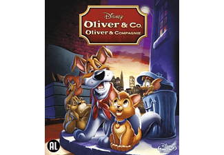 Oliver & Co. | Blu-ray