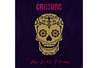 Erasure - The Violet Flame-Deluxe Edition [CD]