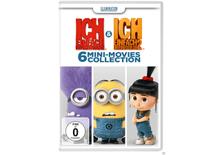 Minion Movie Collection (Ich - Einfach Unverbeserlich 1&2) [DVD]