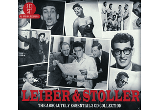 Leiber & Stoller - The Absolutely Essential 3 Cd Collection - (CD)