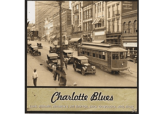 VARIOUS - Charlotte Blues - (CD)