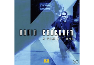 David Krakauer - A New Hot One [CD]