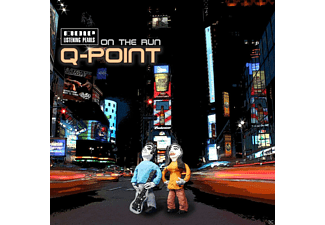 Q-Point - On The Run - (CD)