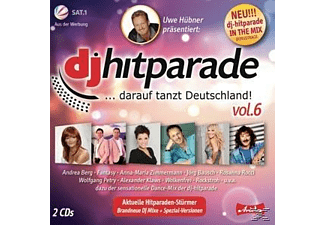 Various - DJ Hitparade Vol.6 [CD]