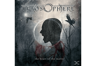 Triosphere - The Heart Of The Matter (Digipak) [CD]