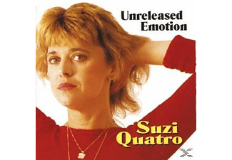Suzi Quatro - Unreleased Emotions - (Vinyl)
