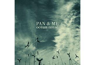 Pan & Me - Ocean Noise - (CD)