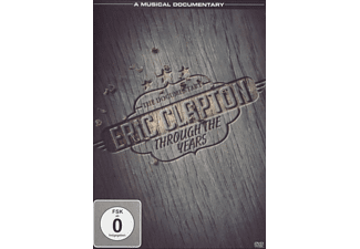 Eric Clapton - Through The Years - (DVD)