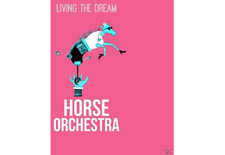 Horse Orchestra - Living The Dream - (Vinyl)