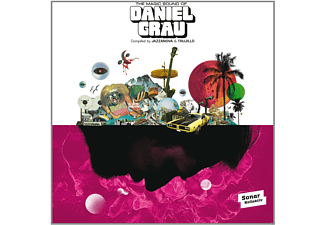 Daniel Grau - The Magic Sound Of Daniel Grau - (CD)