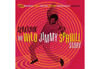 The Wild Jimmy Spruill Story - Scratchin' [CD]