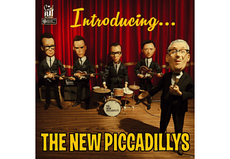 The New Piccadillys - Introducing... The New Piccadillys - (CD)