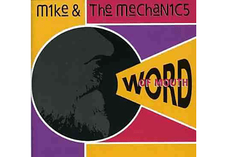 Mike & The Mechanics - Word Of Mouth (CD)