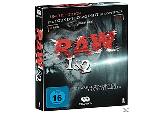 RAW 1&2 COLLECTION - (Blu-ray)