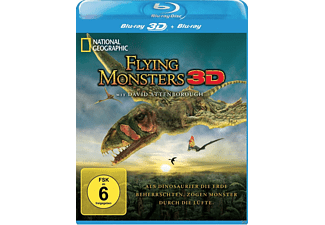 National Geographic: Flying Monsters 3D - (3D Blu-ray)