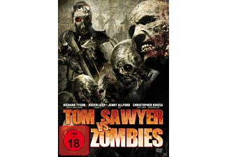 TOM SAWYER VS. ZOMBIES [DVD]
