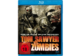 TOM SAWYER VS. ZOMBIES [Blu-ray]