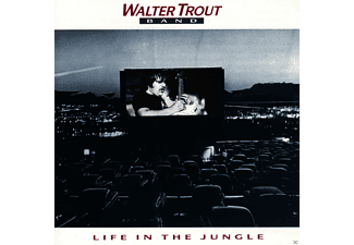Walter Band Trout - Life In The Jungle - (CD)
