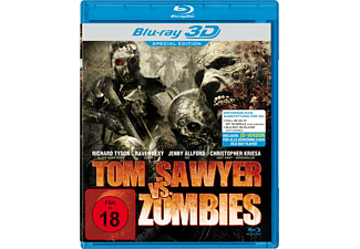 TOM SAWYER VS. ZOMBIES [3D Blu-ray]