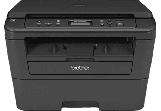 BROTHER DCP-L2520DW, 3-in-1 Monolaser-Multifunktionsdrucker, Schwarz