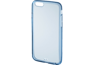 HAMA Frame, Apple, Backcover, iPhone 6 Plus, iPhone 6s Plus, Kunststoff, Blau