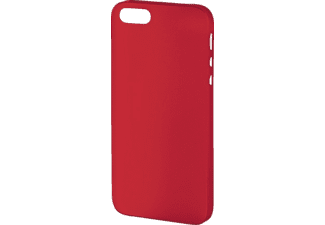 HAMA Ultra Slim, Apple, Backcover, iPhone 6 Plus, iPhone 6s Plus, Kunststoff, Rot