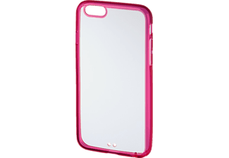 HAMA Frame, Apple, Backcover, iPhone 6 Plus, iPhone 6s Plus, Kunststoff, Rot
