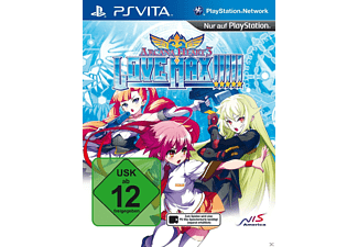 Arcana Heart 3: Love Max - ReLaunch - PlayStation Vita
