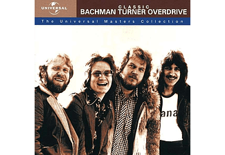Bachman-Turner Overdrive - Universal Masters Collection (CD)