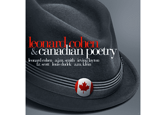 Leonard Cohen & Canadian Poetry - 1 CD - Anthologien/Gedichte/Lyrik