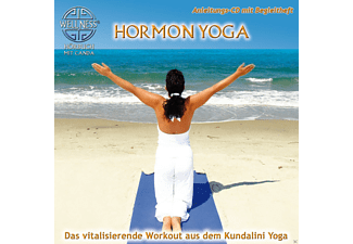 Canda - Hormon Yoga - (CD)